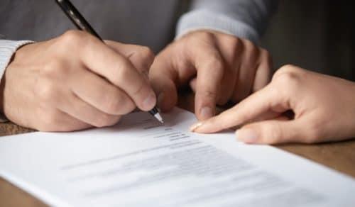 Rücktritt vom notariellen Kaufvertrag wegen Fehlverhaltens des Käufers