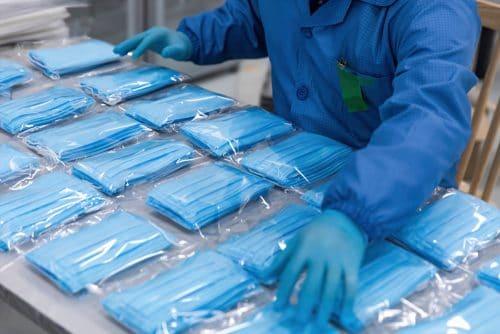 COVID-19-Pandemie - Lieferung von Atemschutzmasken – Rücktritt vom Vertrag