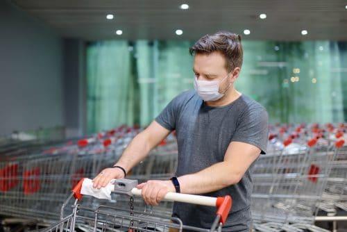 Corona-Pandemie - Beschränkungen im Einzelhandel in NRW vorläufig außer Vollzug gesetzt