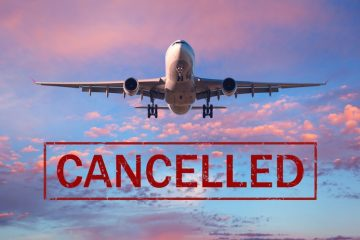 Flugannullierung – Rückerstattung Ticketpreis nach Abtretungsanzeige Fluggastrechteportal
