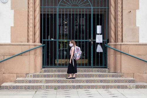 Hausverbot an staatlicher Schule - Befugnis zur Erteilung