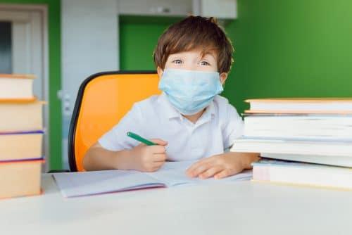 Maskenpflicht an Grundschulen - Zulässigkeit