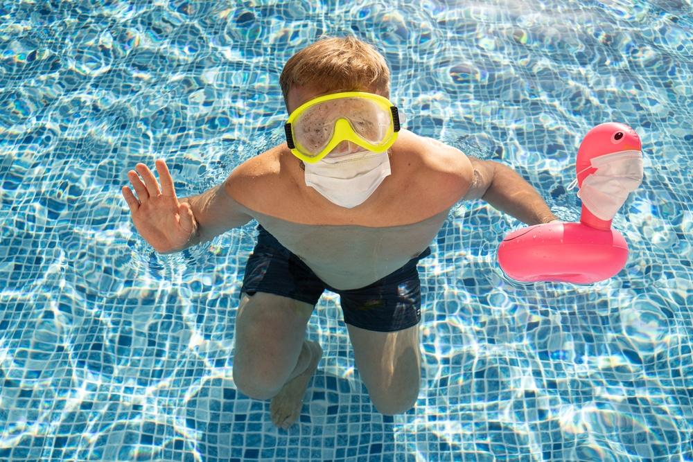 Corona-Pandemie – Vermietung eines Schwimmbads an einzelne Familien zulässig?