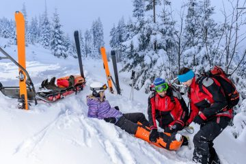 Skiunfall – fahrlässige Verursachung einer Kollision mit vorausfahrenden Skifahrer