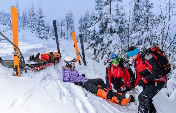 Skiunfall - fahrlässige Verursachung einer Kollision mit vorausfahrenden Skifahrer