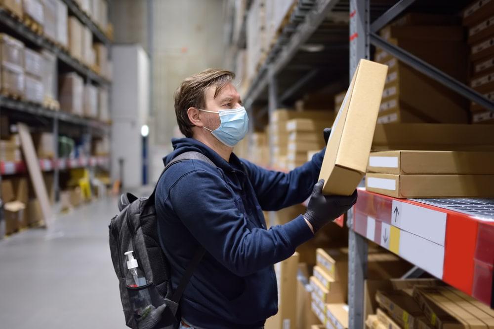 Vorläufiger Rechtsschutz gegen infektionsschutzrechtliche Verordnung über Betriebsbeschränkungen für Baumärkte