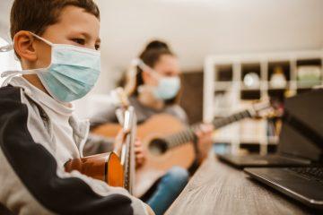 Corona-Pandemie – Untersagung von Einzelmusikunterricht unzulässig
