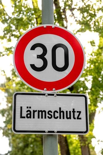 Anspruch auf Anordnung von Verkehrsbeschränkungen zur effektiven Lärmminderung?