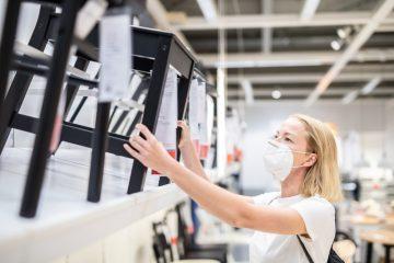 Außervollzugsetzung Schließung von Einrichtungs- und Möbelhäusern – Corona-Pandemie