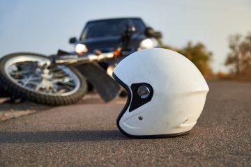 Verkehrsunfall – Schmerzensgeldanspruch bei Motorradunfall mit Polytrauma