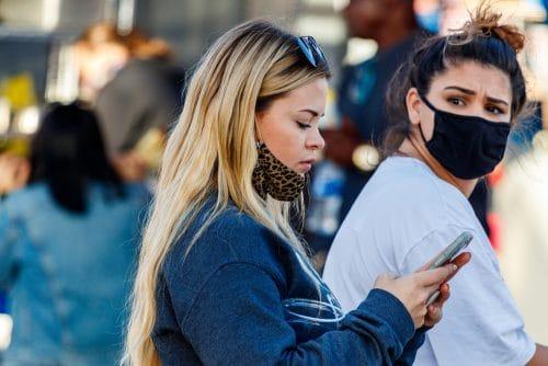 Corona-Pandemie – kein Tragen Alltagsmaske im öffentlichen Raum - Höhe der Geldbuße