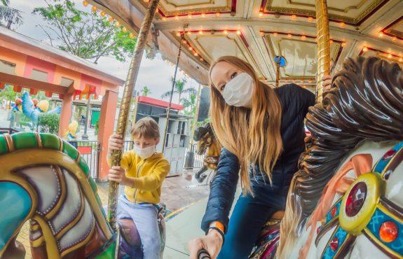Corona-Pandemie - Schließung Freizeitparks/Zoos/Tierparks in Hochinzidenzkommunen