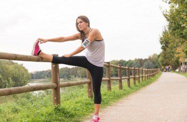 Beschränkung der Ausübung von Sport und Bewegung im Freien