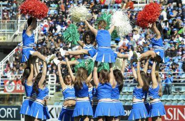 """Cheerleader-Trainerin - Haftung bei Sturzunfall bei der Pyramidenfigur """"Elevator Cradle"""""""
