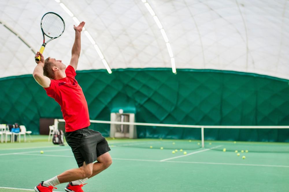 Schließung Sportanlagen in geschlossenen Räumen – Tennishalle – Corona-Pandemie