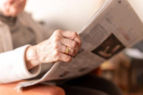 Verschollenheitssache - Todeserklärung einer 90 Jahre alten Halbschwester