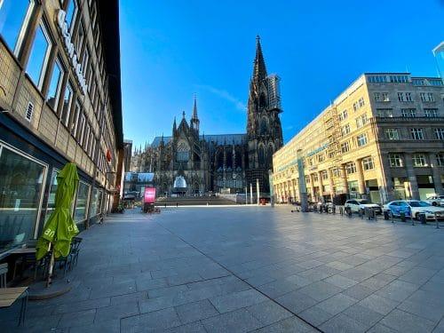 Coronaschutzverordnung NRW - Infektionsgeschehen in der Stadt Köln vom 02.10.2020