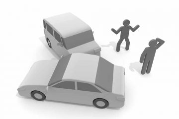 Verkehrsunfall – Indizien für einen gestellten Unfall