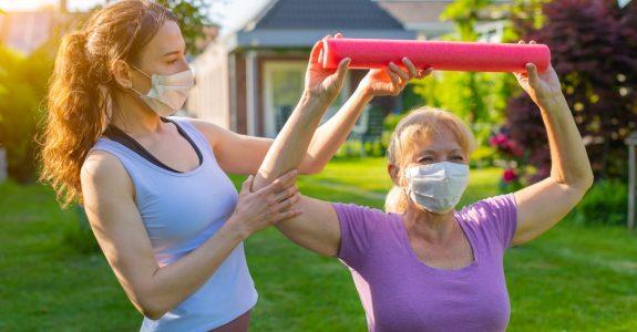 Corona-Pandemie - Verbot von Rehabilitationssport