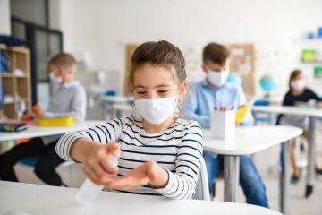 Untersagung Präsenzunterricht in Hochinzidenzgebieten – Corona-Pandemie