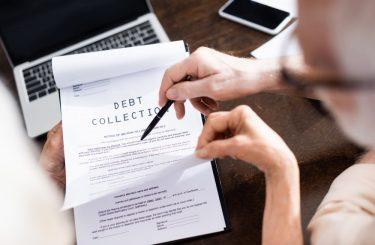 Inkassounternehmen - Unterlassung der Übermittlung personenbezogener Daten an Dritte