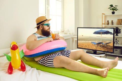 Corona-Pandemie - Verbot Beherbergung zu privaten Zwecken in Ferienhäusern