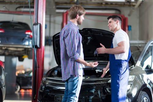 Verkehrsunfall - Umsatzsteuererstattung bei Teilreparatur eines verunfallten Kraftfahrzeugs