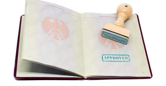 Sicherstellung Reisepass - Strafverfolgung in der Bundesrepublik Deutschland