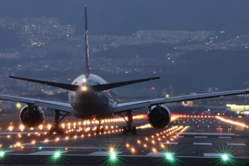Exkulpation des Luftbeförderungsunternehmens bei großer Verspätung infolge Nachtflugverbots