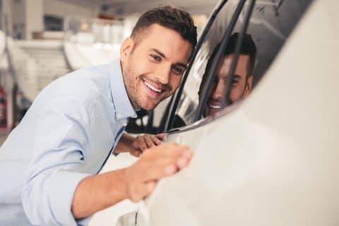 Fahrzeugkauf – Zusicherung der Unfallfreiheit bei einem Unfallfahrzeug