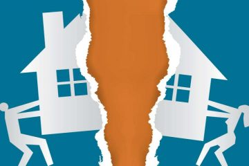 Immobilienkredit bei Ehescheidung