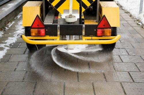 Verkehrssicherungspflicht - Pflicht zur Streuung von Gehwegen für den Fußgängerverkehr