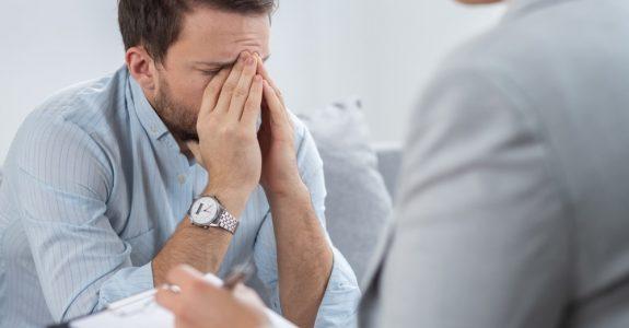 Verkehrsunfall - posttraumatischen Belastungsstörung