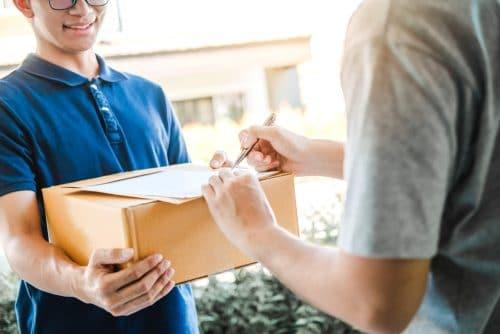 Versendungskauf - Verkäuferhaftung für Untergang oder Verschlechterung Kaufsache