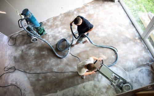 Werkvertrag - Mangelhaftigkeit Fußbodenbelag - Unebenheiten außerhalb der Toleranz