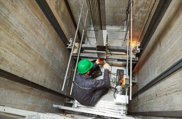 Errichtung einer Fahrstuhlanlage - einzuhaltende Schallschutzwerte