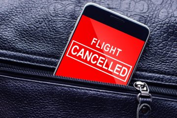 Ausgleichszahlungsanspruch des Fluggastes wegen Flugannullierung