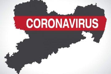 Sächsische Corona-Schutz-Verordnung – Außervollzugsetzung