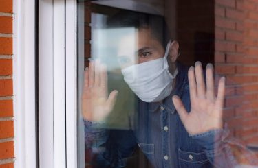 Anordnung der häuslichen Quarantäne nach Einreise aus einem Risikogebiet