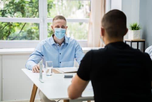 Corona-Pandemie - Anordnung einer Absonderung