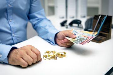 Gewerbsmäßiger Ankauf beweglicher Sachen mit Gewährung des Rückkaufsrechts – zulässig?