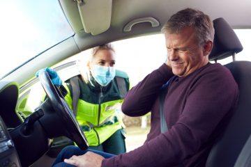 Verkehrsunfall – Anscheinsbeweis für unfallbedingte Verletzung der Halswirbelsäule