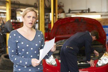 Verkehrsunfall – fehlender Nachweis einer sach- und fachgerechten Reparatur eines Vorschadens
