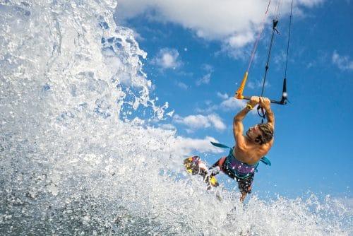 Schadenersatzanspruch - Sorgfaltsanforderungen an Kite-Surfer beim Startvorgang