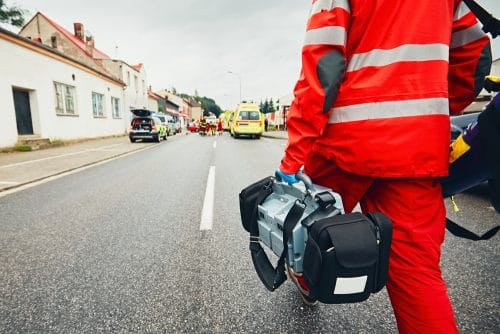 Verkehrsunfall - Abrechnung Notarzteinsatz neben der Geltendmachung Ambulanzpauschale