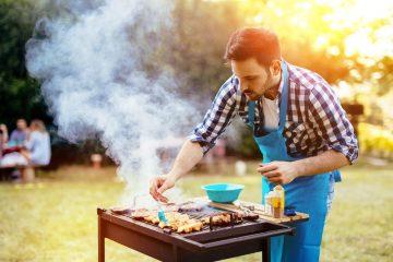 Nachbarrecht: Geruchsbelästigung beim Grillen