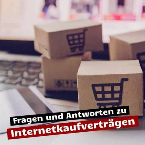 Internetkaufverträge