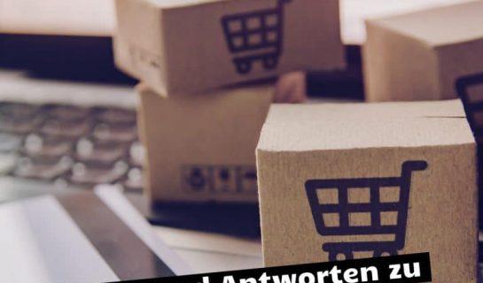 Internetkaufverträge – Grundsätzliche Fragen und Antworten