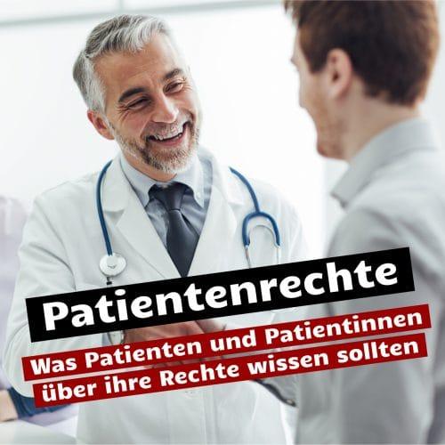 Patientenrechte 2021