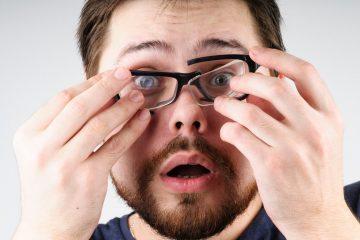 Brillenbeschädigung – Schadensersatz bei abweichenden Dioptrienwerten
